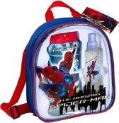 The Amazing Spiderman - Rugzakje met Eau de Cologne 125ml & Showergel 475ml