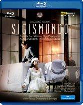 Sigismondo, Pesaro 2010, Blu-Ray