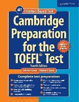 Cambridge Preparation for the TOEFL Test. Fourth Edition. Book with Online Practice Tests