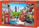 London puzzel 1500 stukjes