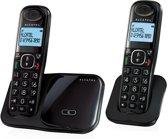 Alcatel XL280 - Single DECT telefoon - Zwart