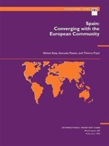 Spain Converging with the European Community