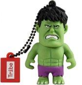 Tribe FD016502 16GB USB 2.0 Type-A The Hulk USB flash drive