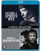 The Girl With The Dragon Tattoo (2011) / The Girl In The Spider's Web - Duo Pack (Blu-ray)