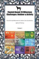 Finnish Hound 20 Milestone Challenges