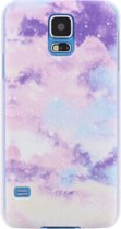 Xccess Cover Samsung Galaxy S5/S5 Plus/S5 Neo Pink Sky