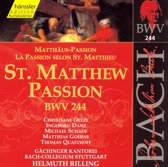 St.matthew Passion BWV244
