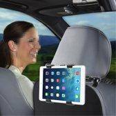 Shop4 - iPad Mini 2 - Autohouder Hoofdsteun Tablet Houder Zwart
