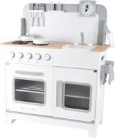Houten kinderkeuken Chef Deluxe XL white