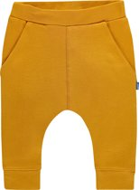Imps&elfs Broek Lux Solid - warm yellow - Maat 74