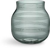 Kahler Design Omaggio - Vaas 17 cm - Groen
