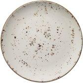 Bonna dessertbord 21 cm. Grain Beige
