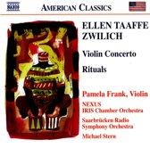 Zwilich: Violin Concerto / Rit