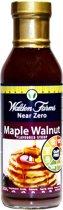 Walden Farms Maple Walnut Syrup - Laag in calorieën - 355 ml