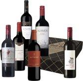 Gall & Gall Wijnbox Onze Rode Prijswinnaars - 6 x 75 cl