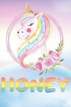 Honey: Want To Give Honey A Unique Memory & Emotional Moment? Show Honey You Care With This Personal Custom Named Gift With H