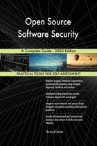 Open Source Software Security A Complete Guide - 2020 Edition
