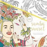 Kaisercraft Kleurboek voor Volwassenen - Samba Sunset