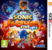 Sonic Boom Fire and Ice - 3DS