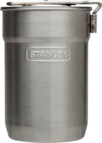 Stanley Adventure Camp Cook Set Campingpan - 700 ml - RVS - Stainless Steel