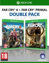 Far Cry: Primal and Far Cry 4 - Xbox One