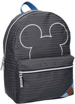 Mickey Mouse Peep Grey Large Rugzak - 13,5 l - Grijs