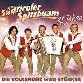 Die Volksmusik War Starker