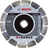 Bosch - Diamantdoorslijpschijf Standard for Abrasive 180 x 22,23 x 2 x 10 mm