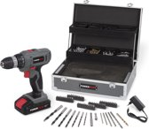 Powerplus POWE00064 Accuboormachine - 14.4V - met 306 delige toolbox
