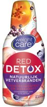 Weight Care Red Detox - Natuurlijk vetverbranden 500 ml