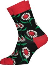 Happy Socks sokken Sunflowers -  Maat 41-46