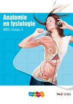 Omslag van 'Anatomie en fysiologie / Niveau 4'