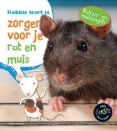 Mijn eerste docuboek - Robbie leert je zorgen voor je rat en muis