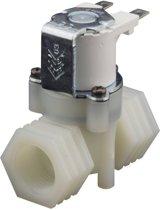 Magneetventiel RPE 1/2'' nylon NBR 0.2-10bar 230VAC Food - 5105NC-230VAC