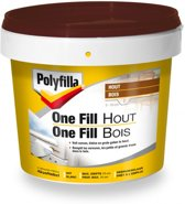 Polyfilla One Fill Hout 500 Ml