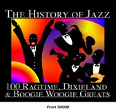 5-Cd The History Of Jazz: Ragtime
