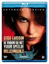 Millennium 2: De Vrouw Die Met Vuur Speelde (Extended Edition) (Blu-ray)