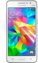 Geschikt voor Samsung Galaxy Grand Prime Screenprotector Transparant