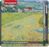 Bruynzeel Thyssen-Bornemisza blik 24 aquarelpotloden - Les Vessenots in Auvers