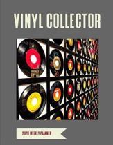 Vinyl Collector 2020 Weekly Planner