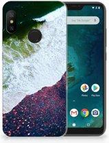 Xiaomi Mi A2 Lite TPU Hoesje Design Sea in Space