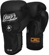 Danger Ultimate Fighter Bokshandschoenen Matzwart - 16 oz