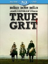True Grit (2010) (Blu-ray+Dvd Combopack) (Steelbook)