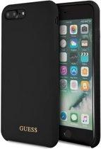 "Guess Silicone HardCase voor Apple iPhone 7 Plus (5.5"") - Zwart"