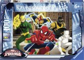 Ravensburger Spiderman Ultimate adventure - Puzzel van 100 stukjes