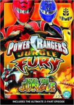 Power Rangers Jungle Fury Vol. 1 : Into the Jungle