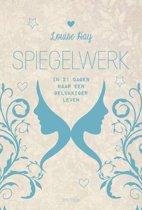 Boek cover Spiegelwerk van Louise L. Hay (Paperback)