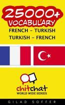 25000+ French - Turkish Turkish - French Vocabulary