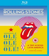 The Rolling Stones - Ole Ole Ole! - A Trip Across Latin (Blu-ray)