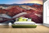 Danxia landschap China Fotobehang 380x265